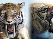 Tigre Dente de Sabre 2