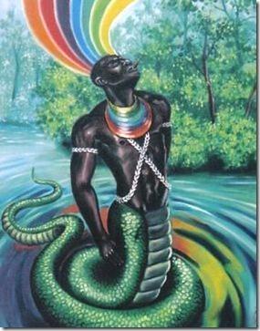 Oxumaré Serpente