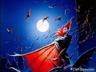 Vampiro e Morcegos