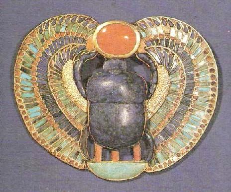 Os escaravelhos e a mitologia
