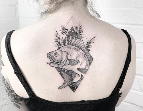 Tatuagem De Carpa Fotos E Significado Tattoo Portal Dos