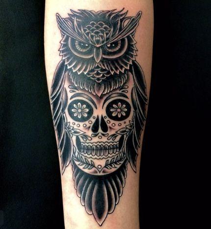 Tatuagem De Coruja Fotos E Significado Tattoo Portal